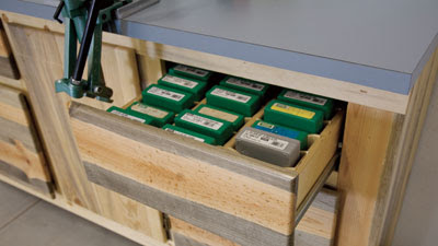 Sturdy Reloading Bench Plans on NRA Website « Daily Bulletin