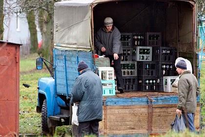 В Совфеде предложили освободить россиян от налогов за сдачу бутылок