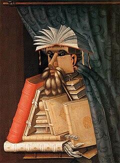 Arcimboldo Librarian Stokholm