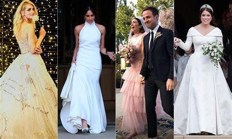 Most stylish celebrity brides of 2018: Meghan Markle