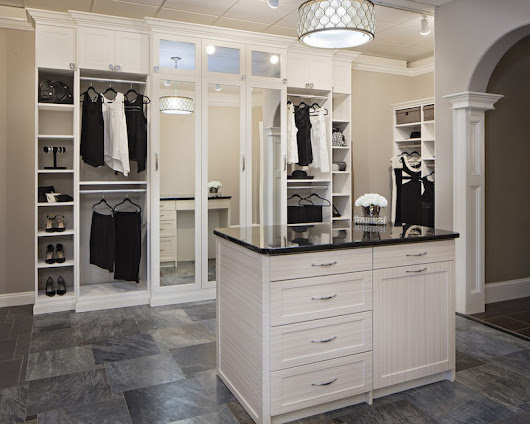 What You Can Learn About Closet Storage from Puzzles | Closet & Storage Concepts