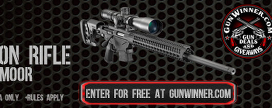 Ruger Precision Rifle Giveaway