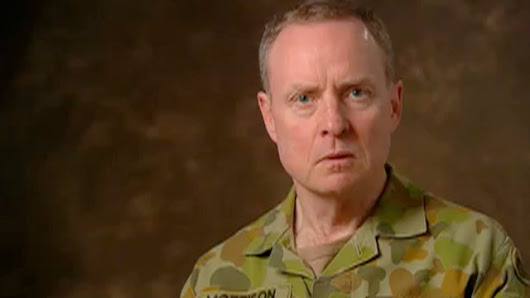 Australia's army chief: No place in military for those who denigrate women - video | World news |