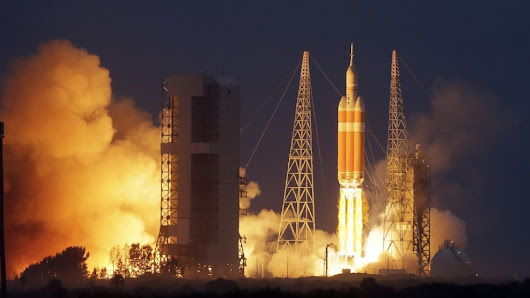 Stunning Orion Photos: From Launch to Splashdown