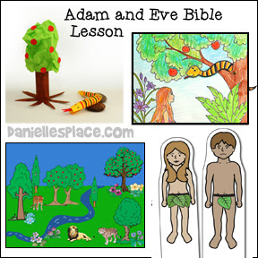 Bible Crafts And Bible Games For Childrens Sunday School And