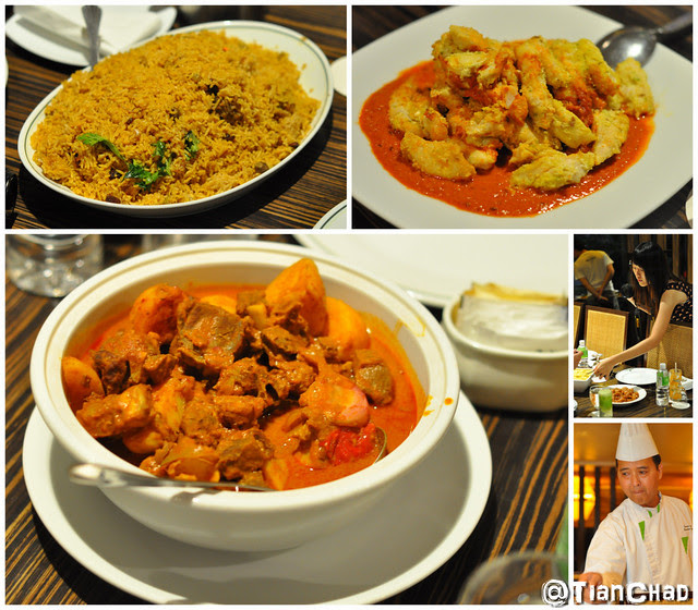 Holiday Inn Glenmarie KL Kites Restaurant Ramadhan Buffet Review 2012
