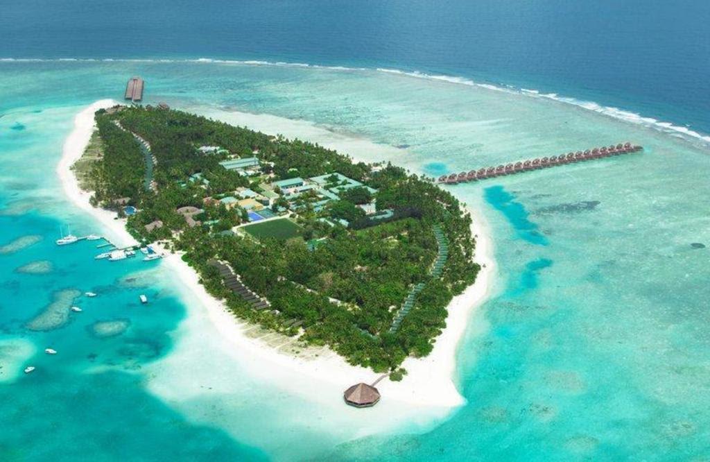 Top 18 resorts Maldives 2021 được đánh giá cao nhất trên Agoda và Booking