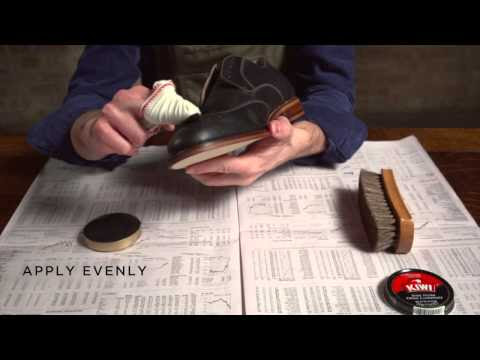 ByT: How to polish your leather shoes | Kiwi shoe care