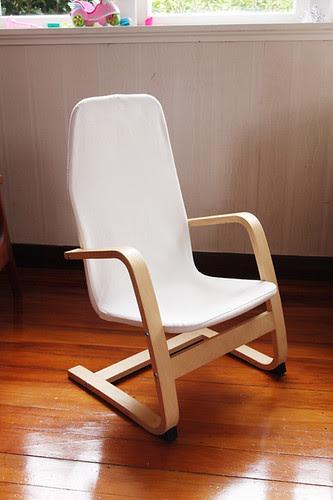 Ikea child's chair