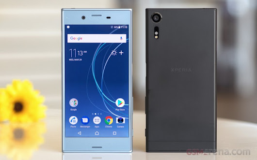 Sony Xperia XZs review: Slow (e)motion