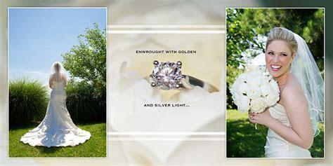 Hamilton Photography Weddings: Album Design   Hamilton