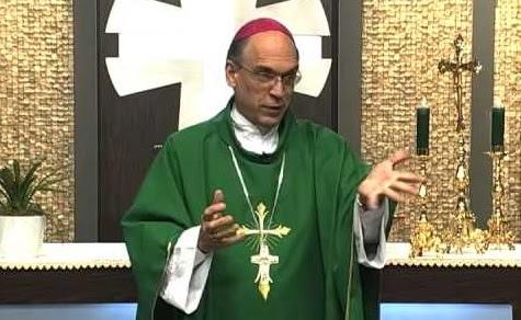 Obispo Masalles critica Código Penal R. Dom. no penalice la corrupción