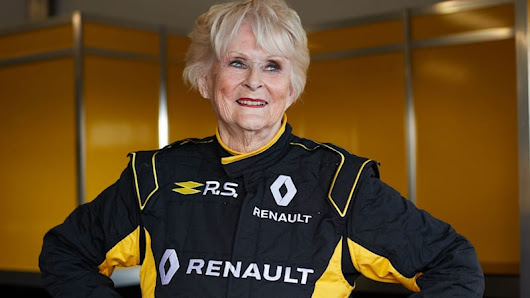 This 79-year-old is now the oldest person to drive an F1 car - Autoblog