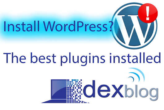 I will install Wordpress with main plugins for $5