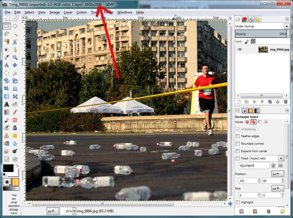 gimp vs. photoshop