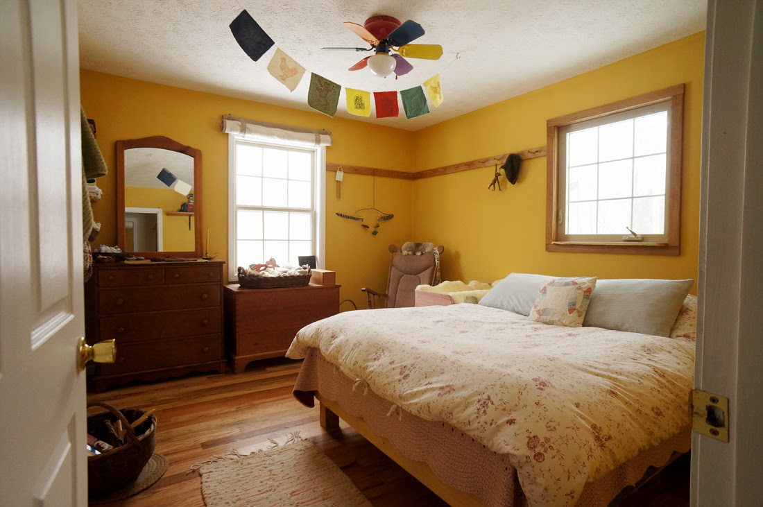 (Natural) Bedroom Remodel Design Ideas | The Year of Mud