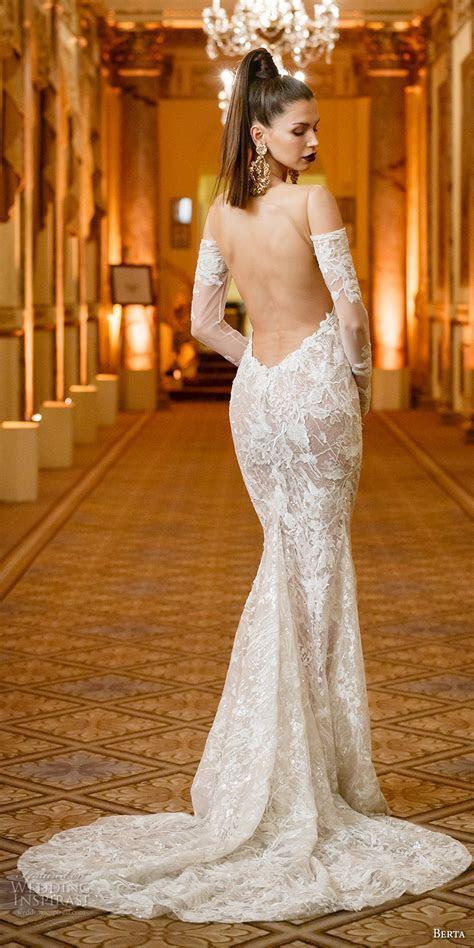 Berta Spring 2018 Wedding Dresses   crazyforus