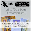 An Aerial View of History With Brimwood Press | Home Schoolroom