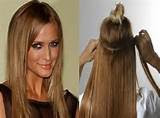 Clip In Extensions Pictures