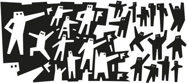 61 Gambar Abstrak Kartun Paling Bagus