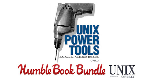 Humble Book Bundle: Unix presented by O'Reilly