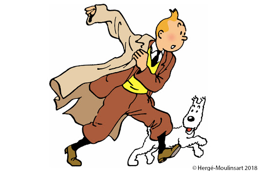 International event to celebrate Hergé's Adventures of Tintin