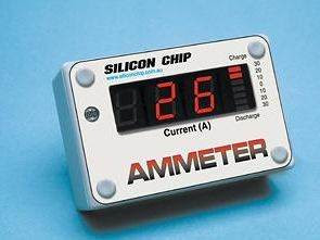 PIC16F84 UGN3503 0 80A Ampe Meter với LM358