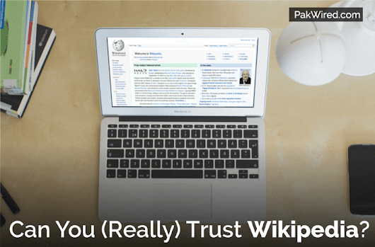 Can You (Really) Trust Wikipedia?