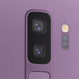 The camera is the third most expensive component in the Galaxy S9+