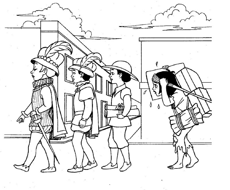 Pinto Dibujos Independencia De México Para Niños Az Dibujos Para