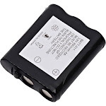 DENAQ - Nickel Cadmium Battery for Panasonic KX-TG2205, TG2207, TG2215 and TG2217
