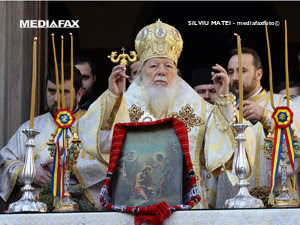 Patriarhul Teoctist (Imagine: Silviu Matei/Mediafax Foto)
