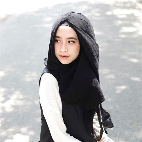 model jilbab cantik ala selebgram