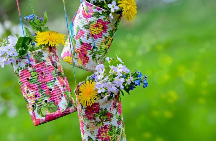 quieres un jardín creativo? entonces mira estos 10 objetos