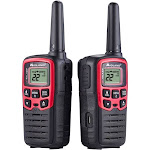 Midland X-TALKER T31VP 26-mile Two-way Radio Pair - FRS/GMRS - 10 NOAA Channels - Splashproof