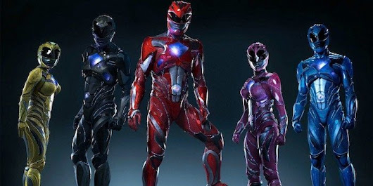 Saban's POWER RANGERS movie teaser trailer focuses on the teens and leaves the suits for later | Midroad Movie Review