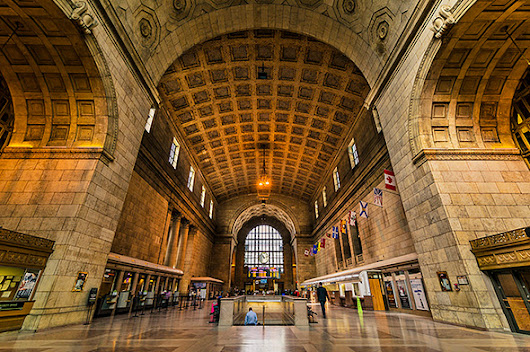 Is there any sense in renaming Union Station?
