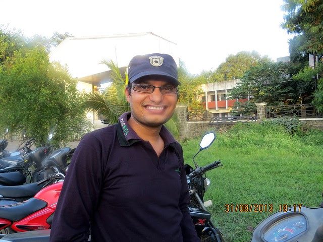 Mr. K, Property Buyer at Maharashtra Times Property Show, Sakhar Sankul, Shivaji Nagar, Pune, 31st August & 1st September 2013