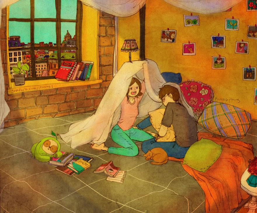 ilustraciones-acuarelas-amor-pequenas-cosas-puuung-2 (17)