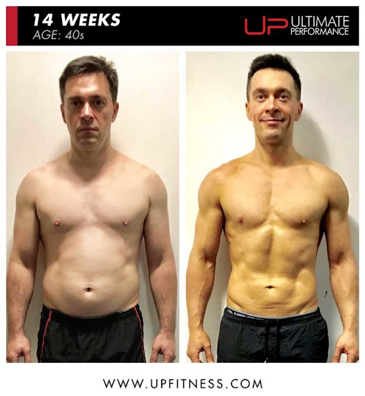 Steve Gets His 'Bucket List' Wish With New 14-Week Body - Ultimate Performance