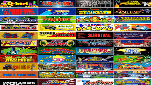 The Internet Arcade puts 900 classic games right in your web browser