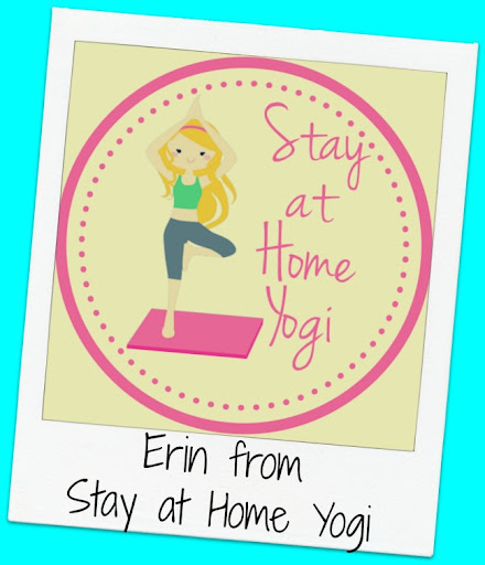 Erin from Stay at Home Yogi