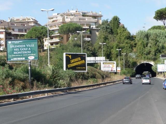 Roma Trasporti News - Galleria Fleming, dal 30 luglio al 13 agosto lavori e cambi di viabilità