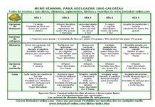 Dietas para adelgazar en pdf - Como adelgazar en dos meses ...