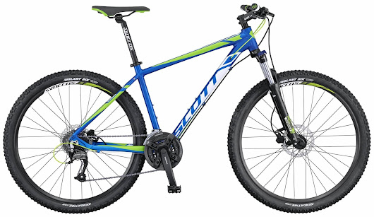 Scott Aspect 950 / 750 Mountain Bike Review