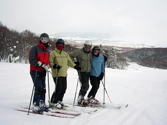 Steve, Judy, Steve and Kim