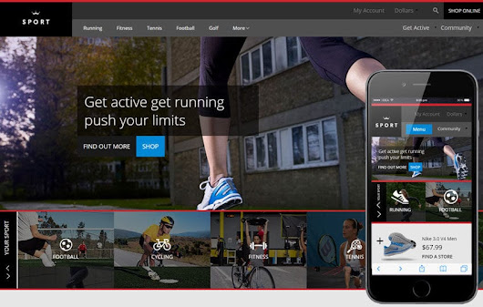 Sport a Flat Ecommerce Bootstrap Responsive Web Template by W3layouts