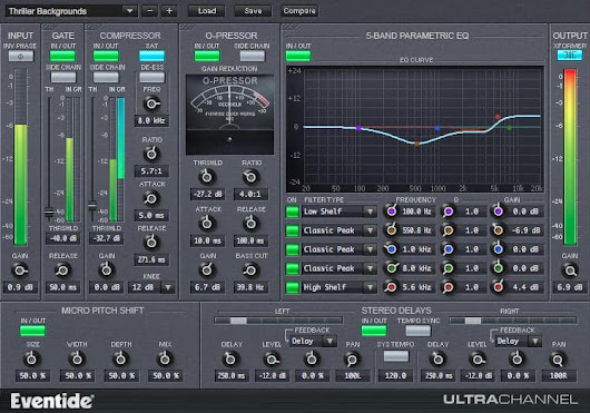 Get Eventide UltraChannel For FREE Until June 8th 2014!