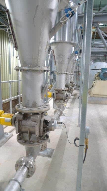 Planned servicing is a vital component at Kemira Chemicals