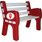 Imperial Indiana University Park Bench